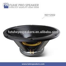 W2112502 21 inch big woofer cinema stadium speaker