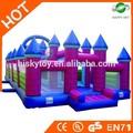 Alta qualidade 0.55mm pvc bouncer inflável, jolly jumper adulto, tinkerbell seguranças