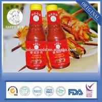 320g Chinese tomato and chilli sauce/fresh tomato sauces