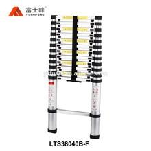 3.8m Aluminum Telescopic Ladder