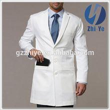 doctor uniform fashion design lab coat for men