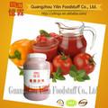 3 kg en vrac pack chine OEM marque sauce tomate