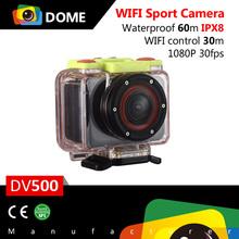 1080P WIFI 60M Underwater Camera Extreme Sport IPX8 better no pro