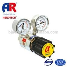 Adjustable Diaphragm type oxygen high pressure air regulator