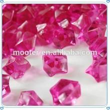 Acrylic Hot Ice Diamond Confetti For Wedding Table Supply