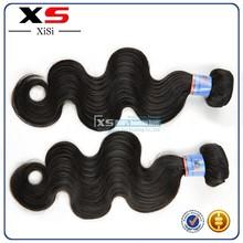 XS wholesale brazilian virgin hair,human hair extension,unprocessed virgin brazilian hair
