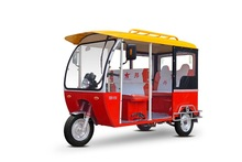 High Quality Differential Motor Xingbang Electric Tricycle for passenger