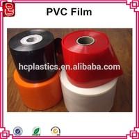 super clear transparent soft pvc sheet