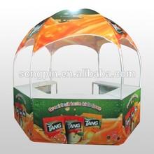 2014 dôme gazebo événement en plein air tente abri marquis utilisé / pliable kiosque
