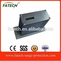 electrical equipment lightning strike surge arrester counter 3kA~150kA, NO need battery