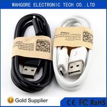 1M Copper Micro USB Cable for Samsung Galaxy s4 Black/white