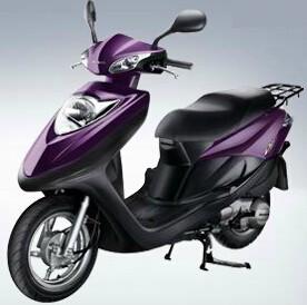 แบรนด์ใหม่สกู๊ตเตอร์dioรถจักรยานยนต์ฮอนด้า125