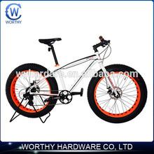 24 inch aluminum alloy snow bike / fat tyre bike and fat bike
