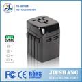 Js-a003 doppel-usb 2500 ma au-plug-adapter