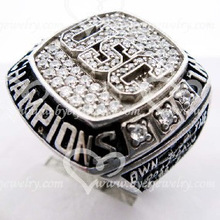 2014 Hot Sale Cheap Usc Championship Ring Rose Bowl Replica Ring