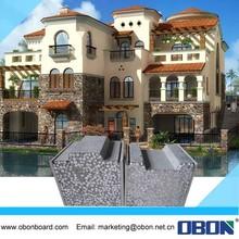 OBON 80m2 prefab house plan,prefab 80m2 house plan,low cost 80m2 prefab house plan