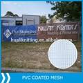 de malla de pvc lonas para la construcción de plástico andamio