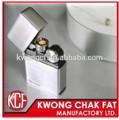 Kcf-198 regalo de la promoción usb recargable cigarrillo encendedor eléctrico