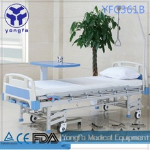 manual cheap hospital bed,maunal hospital bed price ,cheap hospital bed for sale