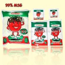 99% saflıkta Gino monosodyum glutamat msg