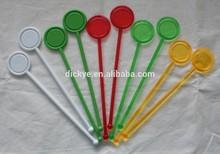 Food grade plastic tea stick Coffee swizzle stick