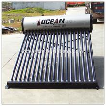 Home use non-pressurized Solar Water Heater