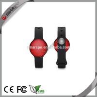 2014 newest Health design Bluetooth adjustable silicon wristband Smart Bracelet Wristband Sport SleepTracker