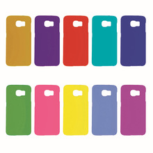 2015 new arrival hard pc mobile phone case for samsung galaxy s6
