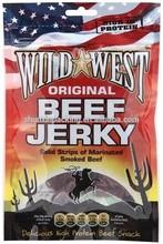 FDA quality ziplock beef jerky packaging bag