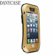 Powerful aluminum mobile phone bags & cases for iphone 6/aluminium metal case cover