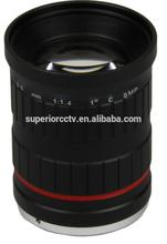focal length Fujian cctv 35mm f1.4 HD8mp manual iris focus c mount cmos sensor ITS ir cctv camera filter glass lens