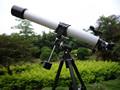 De alta potência profissional refractor telescópio astronômico, telescópio astronômico com tripé preço