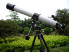 Professional high power refractor astronomical telescope, astronomical telescope with tripod price