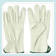 ADTO cheap safety leather work gloves