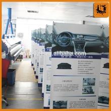 80x180cm Advertisement Flexible Carbon X Banner Stand