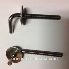 316 stainless steel spring hinge&soft closing toilet seat hinge part