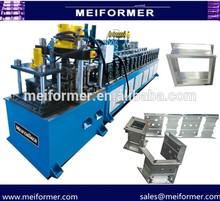 Fire Damper Roll Forming Machine Manufacture (Frame)