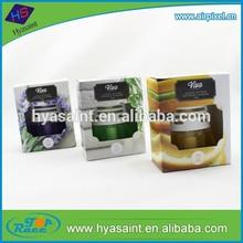 75ml hot sale shutter spring liquid air freshener