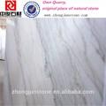 Mattonelle di marmo economici prezzo, guangxi marmo bianco, pietra di marmo