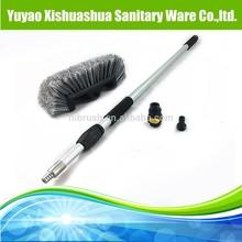12inch all sides soft bristle car wash brush with Straight Nylex fiber
