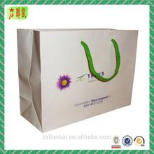 Custom Printing Art Paper Bag