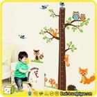 WSC001262,family wall art,height chart wall sticker