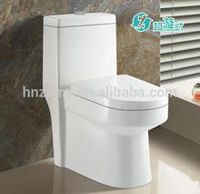Toilet seat cover WC white color ceramic sanitaryware