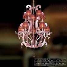 Energy Saving Light Source and European Type Modern Crystal Chandelier
