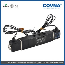 HK4V130 series small normally open Direct Manufacturer air solenoid valve