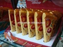Novelty pizza shape promotional gift plastic ball pen