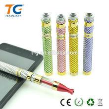 Teamgiant Crazy 714pcs crystal Venus hookah pen, high quality ladies e pipe, bling e smoking