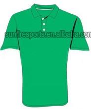 P10-103 Custom Sublimation Motorcross collar short sleeve Sports Polo T shirts
