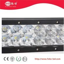 2015 Hot sale offroad LED light bar, led light bar used on any vehicles, ATV, SUV, truck, led bar lights