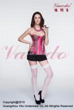 New Arrival open hot sex women photo corset 2015 for fat